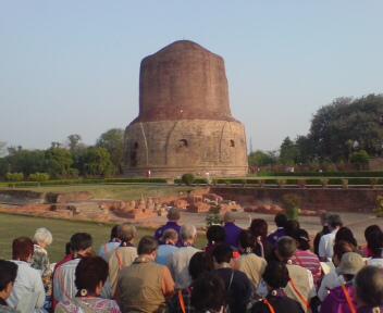 インド仏跡